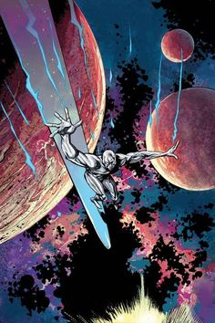 Silver Surfer by Paul Pope
