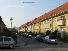 Berlins unbekannte Ansichten: Eindrücke aus Marienfelde