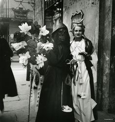 Mardi Gras, New Orleans, Photo by Eudora Welty