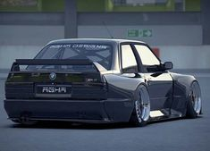 Low and low Bmw E30 M3, Bmw I, Bmw Performance, Bmw 2002, Tuner Cars, Toyota Cars, Japanese Cars, Modified Cars, Bmw Cars