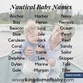 L Baby Names, Cool Boy Names, Alphabetical Order, Baby Blog, Nautical Baby, Short Article, Writing Tips, Sorting, Southern Baby