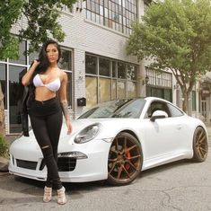 Discover all the fantastic cars. CarSpy is an app for cars that will be launched soon … - Exotic Cars Auto Girls, Car Girls, Girl Car, Bmw Girl, Luxury Sports Cars, Best Luxury Cars, Bugatti Cars, Porsche Cars, Ferrari