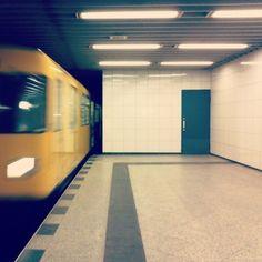 #Berlin #Ubahn #U9