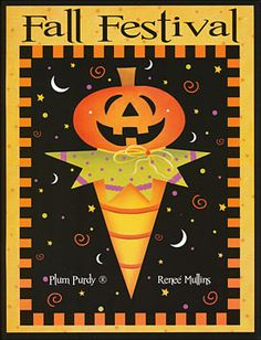 Fall Festival by Renee Mullins