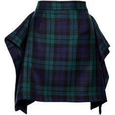 Vivienne Westwood Anglomania Consort Tartan Skirt and other apparel, accessories and trends. Browse and shop 11 related looks.