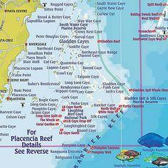 Belize Dive Site Maps & Belize Diving Areas, Maps & More - Belize Travel Central Reservations