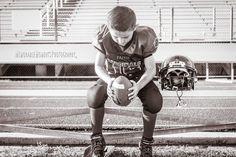 Sports Photography   Children Photography   Football   Football Uniform   Little League Football   Cardinals   Black & White   Football Field   RGV Photographer