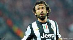 Ancelotti Considers Pirlo as a successful transfer