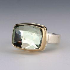 Jamie Joseph - Mint Quartz Ring