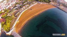 Playa de Luanco, (Gozón)