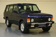 1994 Land Rover Range Rover - Overfinch | Classic Driver Market