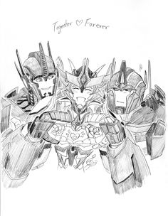 OP, Elita and Maguns are best friend. maybe OP and Elita are lovers, but they . Together Forever Transformers Characters, Transformers Optimus Prime, Fight Me Meme, Ultra Magnus, Together Forever, Easy Drawings, Animation, Fan Art, Deviantart