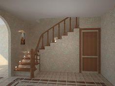 Лестницы на второй этаж: виды, дизайн, материалы Hidden Rooms, Coach House, House Stairs, Staircase Design, Interior Exterior, My House, Diy Projects, House Design, Home Decor