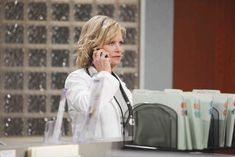 Kayla is stunned when Steve makes an unexpected return to Salem on the August 2015 episode of 'Days of Our Lives'