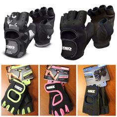TKO Universal Workout Fitness Gloves Fingerless Black www.stores.ebay.com/styleontherun4u