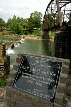 War Eagle Mill, War Eagle, Benton County, Arkansas