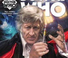 Paul Cornell Returns To Doctor Who!