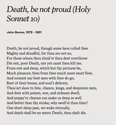ee cummings one of my favourite poems of all time quotes  compare contrast poem and book death be not proud holy sonnet