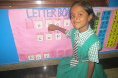 Building Blocks India has a sponsorship program for slum children enabling them to go to school Slums, Enabling, Foundation, India, Education, School, Children, Building, Young Children
