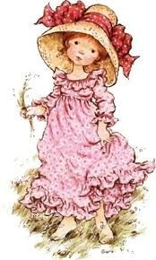 Betsey Clark, Holly Hobbie, Sarah Kay e outros Sarah Key, Holly Hobbie, Sarah Kay Imagenes, Mary May, Australian Artists, Cute Illustration, Vintage Cards, Vintage Children, Clipart