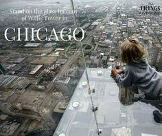 Id be super scared, but id like to go to this place in Chicago
