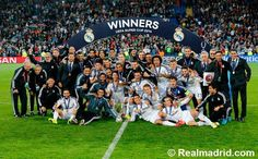Campeones da Supercopa!  #RealMadrid #HalaMadrid #Supercopa2014 #Sevilla #ConexaoMerengue