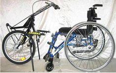 triciclo, bicicleta de desventaja, bicicleta silla de Ruedas, triciclos, Bicicletas Silla De Ruedas, armbike
