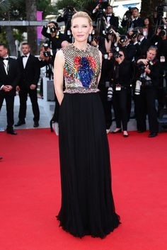 Cate Blanchett At the How to Train Your Dragon 2' Premiere Cannes