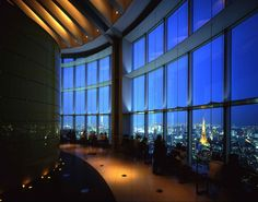 Tokyo City View Observation Deck, Roppongi Hill, Tokyo