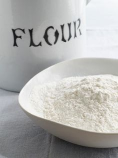 Wheat flour is the most common flour used in baking. Learn about the difference between bread flour, cake flour and all-purpose flour.