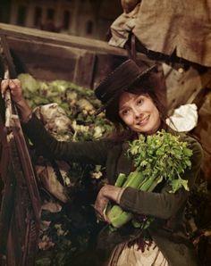 Audrey Hepburn in My Fair Lady (1964) as Eliza Doolittle