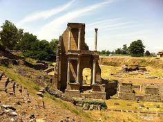 Capturing History: Volterra June 2012