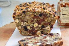 paleo nut + seed bread danishstoneage