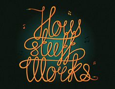 Ознакомьтесь с этим проектом @Behance: «How stuff works» https://www.behance.net/gallery/21057933/How-stuff-works