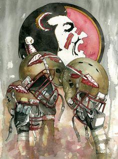 Florida State Seminoles by Michael Pattison - Florida State ...