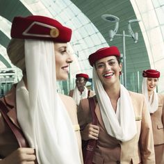 Emirates - one of the classiest and most professional airlines in the world. I'd love to fly with them someday!