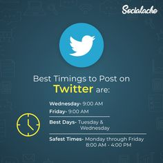 #DidYouKnow The safest times to post on Twitter are Monday through Friday from 8 a.m.–4 p.m. #instaFacts . . . #Socialache #Fridayforfuture #Facts #socialmediasolutions #socialmediamarketing #socialmedia #contentcreator #contentmarketing #digitalmarketing #seoservices #digitalmarketingagency #digital #followme #dream #brandingsolutions #branding #socialtips #passion #websitebuilder #entrepreneurlife #business #millionairemindset #businessowner Social Media Marketing Companies, Social Media Branding, Content Marketing, Internet Marketing, Effective Marketing Strategies, Professional Seo Services, Content Analysis, Best Digital Marketing Company, Website Design Company