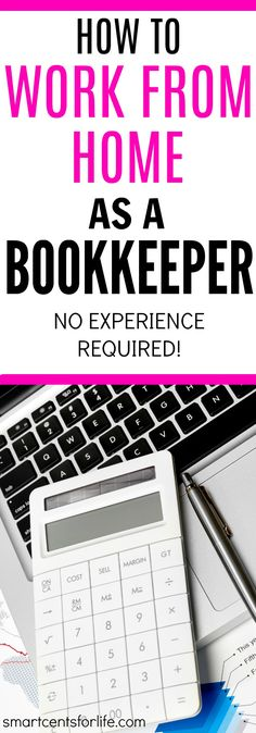 Becoming a bookkeeper and working from home is a great option! You can start a very flexible and profitable bookkeeping business from home where a degree or previous experience is not required. You can work from anywhere as a bookkeeper. Learn these tips on how you can start a bookkeeping business from home. Free Course included!