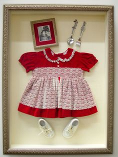 Athens Art & Frame - Childhood Memorabilia Shadow Box                                                                                                                                                                                 More