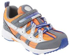 Tsukihoshi Speed Sneaker - Grey/Orange