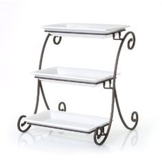 Image Result For Maxwell And Williams Basics Three Tier Cake Stand