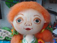 Рукоделки от Светланы Филоненко: Рождение куколки. Часть 2