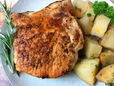 This recipe for Instant Pot pork chops uses fresh bone-in pork chops and just some basic seasonings to make a delicious, tender and juicy meal that's super easy to make. For this pork chop recipe, we won't be cooking the pork chops in the liquid, but rather on the trivet above the liquid. But first,...Read More »