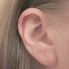 Gold Fill Hammered Ear Cuff, 18 Gauge Faux Conch Piercing Hoop, No Piercing Required Double Pierced Earrings, Helix Earrings, Bridesmaid Earrings, Bridal Earrings, Ear Piercings Cartilage, Cartilage Hoop, Peircings, Tragus, Ear Piercings Industrial