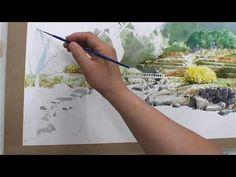 34 대둔산의 설경 - YouTube