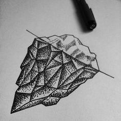 iceberg tattoo - Google Search