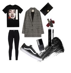 Black metamorphosis by chintiya on Polyvore featuring polyvore, fashion, style, Ted Baker, Topshop, Victoria Beckham, Eyeko, Christian Dior, L.A. Girl, Chanel and clothing