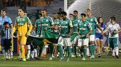 Depois de três vitórias seguidas, Palmeiras se aproxima do G4.
