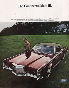 Great Lincoln Mark III 1969