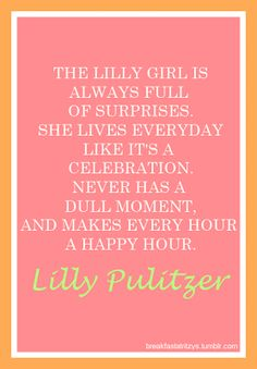 inspired by Lilly new blog post! click to read a great message on http://the-southern-prepster.blogspot.com/